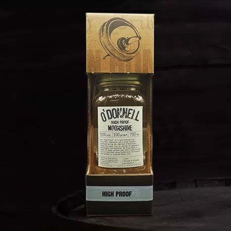 Coffret High Proof (700ml, 50% vol.)