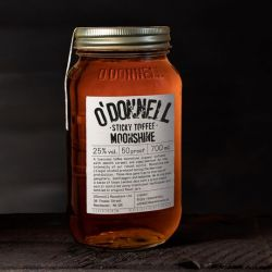 O'Donnell Sticky Toffee (700ml, 25% vol.)